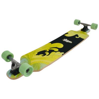 Longboard ABEC 7, D3