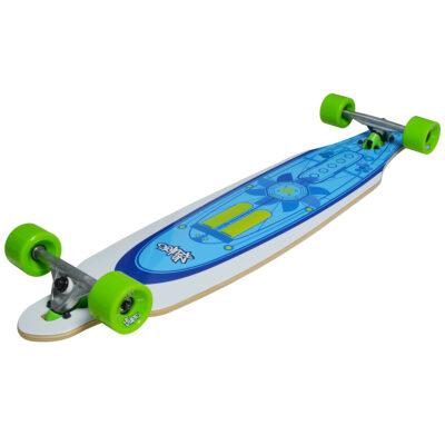 Longboard ABEC 7, Sub