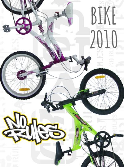 No Rules® 2010 Bike Collection