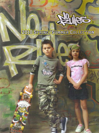 No Rules® 2010 Spring Collection
