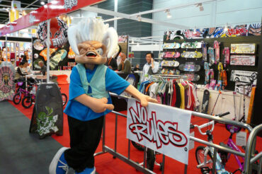 HK TOYS & GAMES FAIR SHOW IN HONK KONG