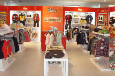 NO RULES® 66th store in Taiwan, China